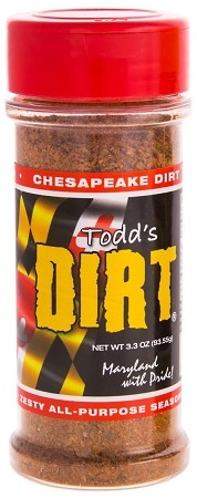 THE CHESAPEAKE DIRT SMALL BOTTLE (3.25 oz.)
