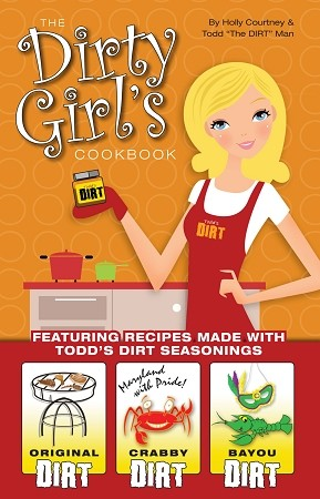 THE DIRTY GIRL'S COOKBOOK