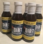 Down and DIRTY Marinade 6 Bottles DEAL With FREE Shipping